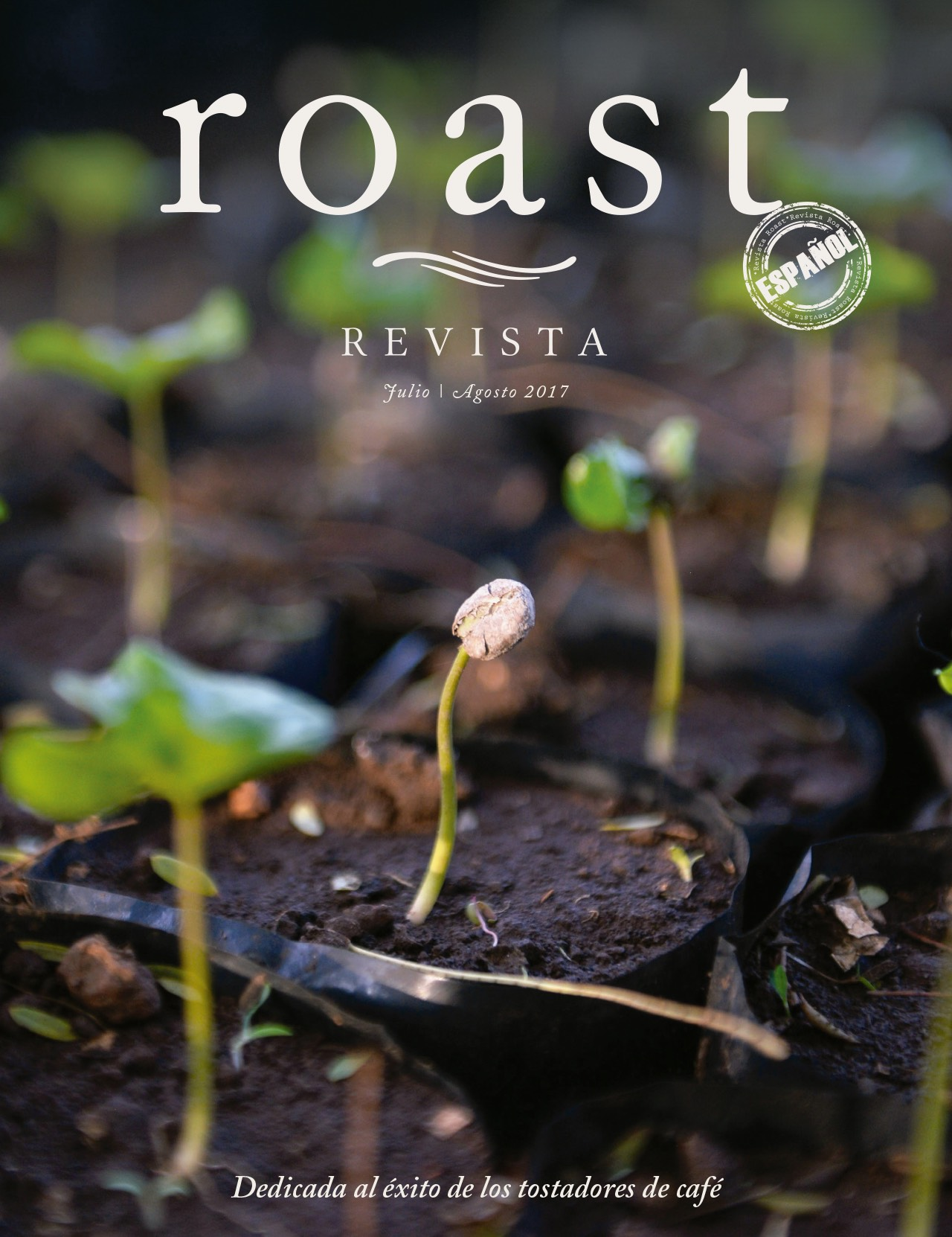 Revista Roast Julio Agosto 2017