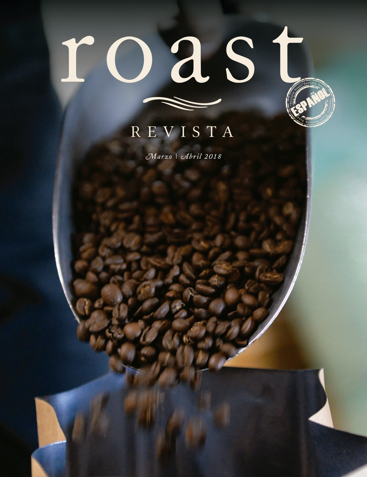 Revista Roast Marzo Abril 2018